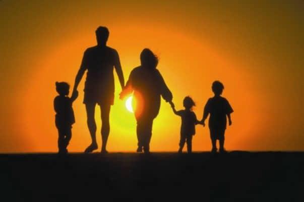 Семейная молитва о благополучии семьи