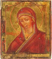 Какой тайной пронизана икона Огневидной Божией Матери
