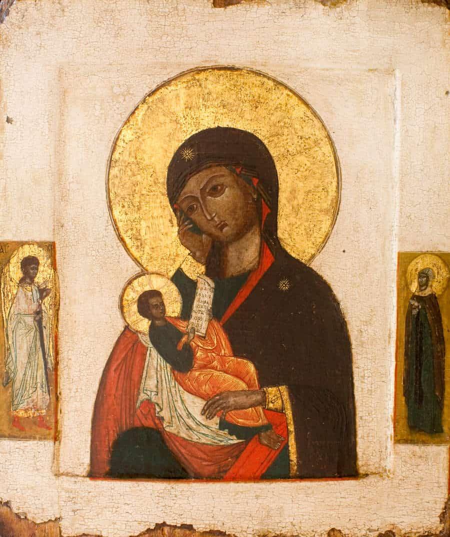 Какую силу имеет икона Божией Матери - Утоли моя печали