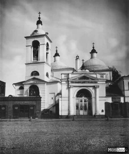 церковь Святого Тихона (Москва)