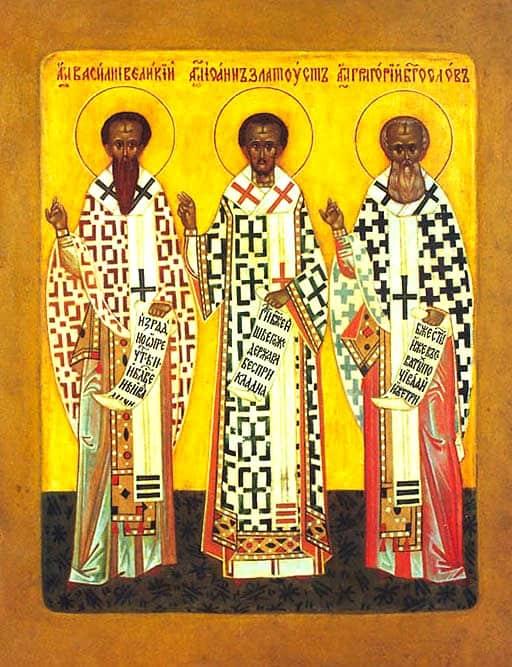 Святцы (или Церковный календарь)