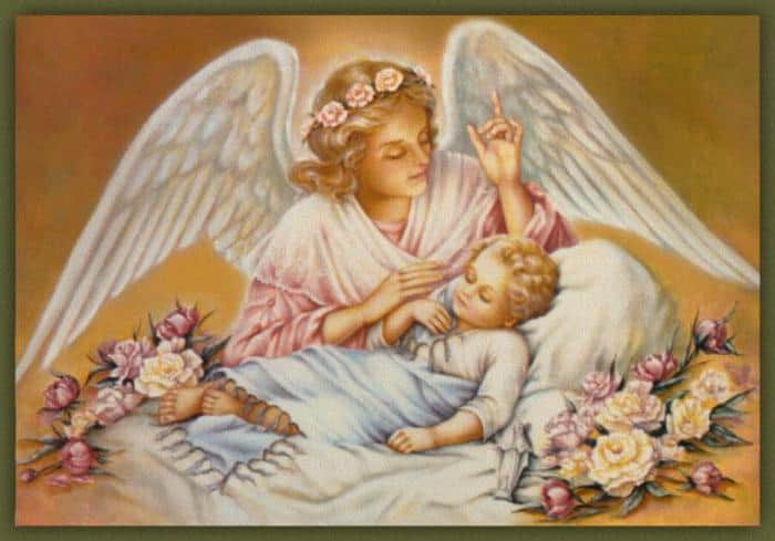 церковное имя позволяет получить личного ангела-хранителя