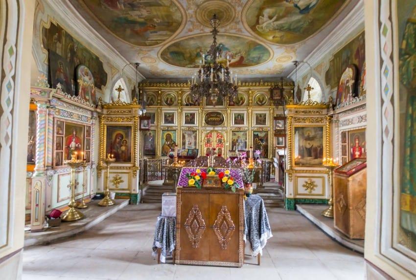 иконы в церкви были не всегда