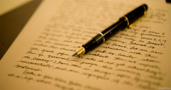 напишите письмо своему обидчику