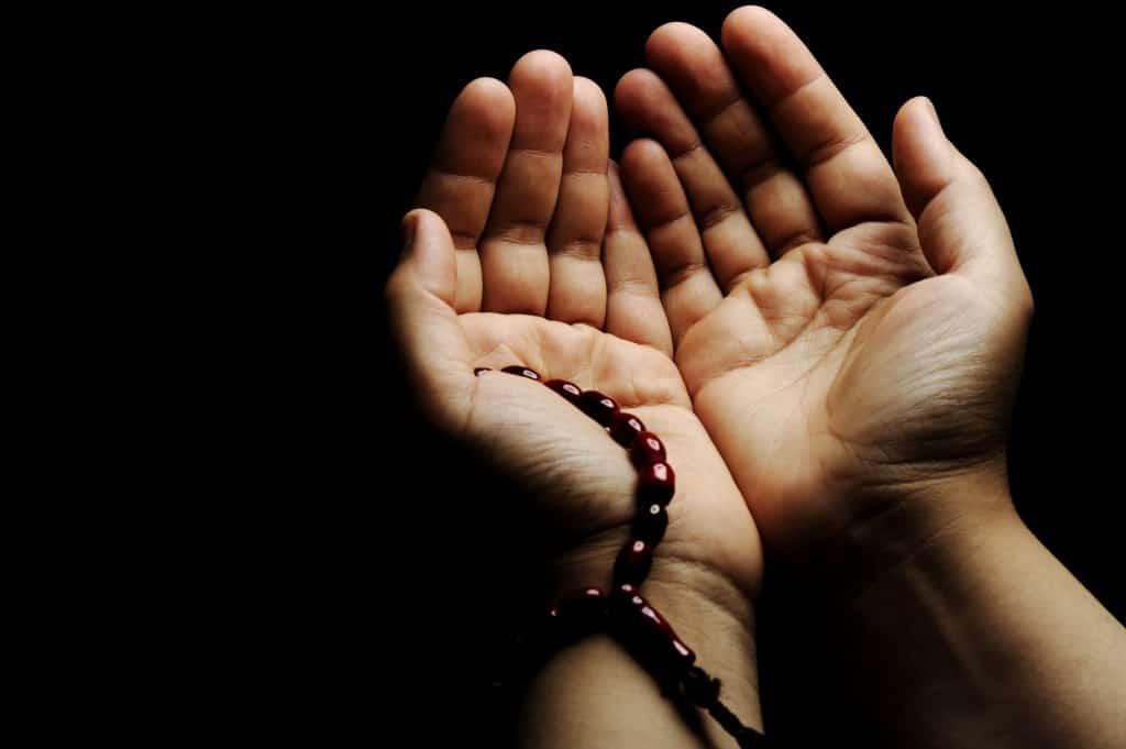 ваша молитва должны быть искренней