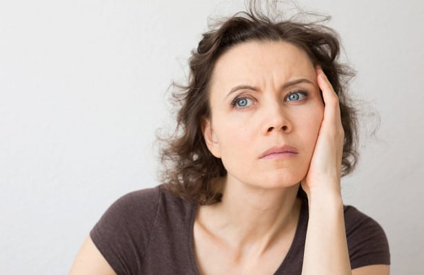 женщины тоже часто страдают от кризиса средних лет