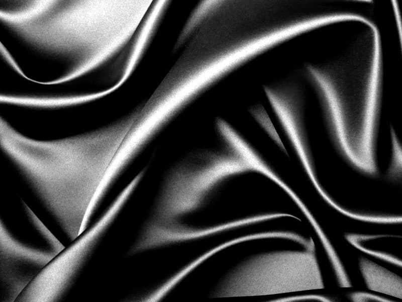 материя чёрного цвета фото