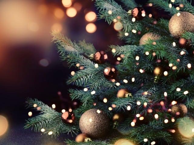 новогодняя ёлочка поможет исполнить желаемое
