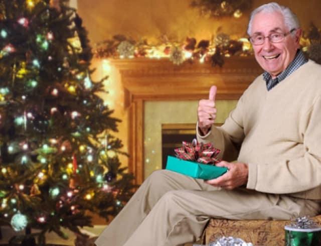 подарок для папы в возрасте