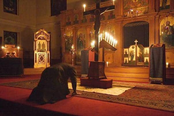 Молитва прощении греха
