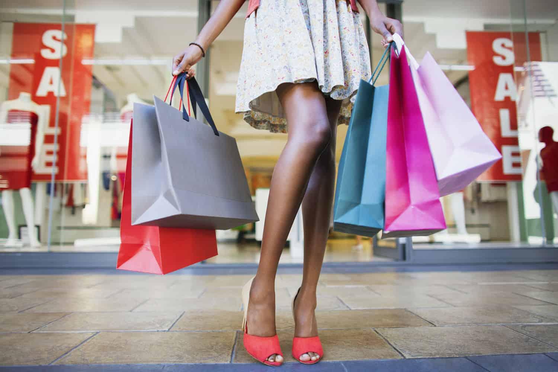 почаще устраивайте себе шоппинг