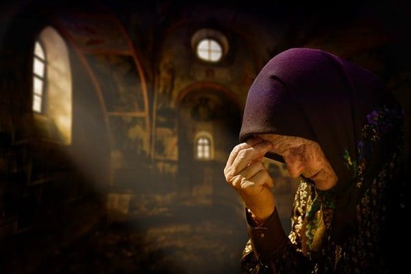 Молитва за внука при болезни