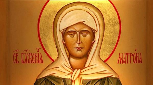 Молитва Матроне Московской о здоровье и исцелении от болезни