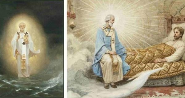 Николаи чудотворец молитва об исцеление