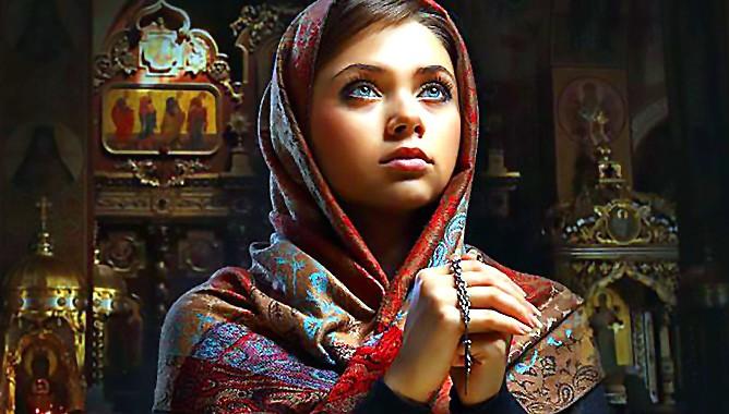 в молитве важны вера и искренность
