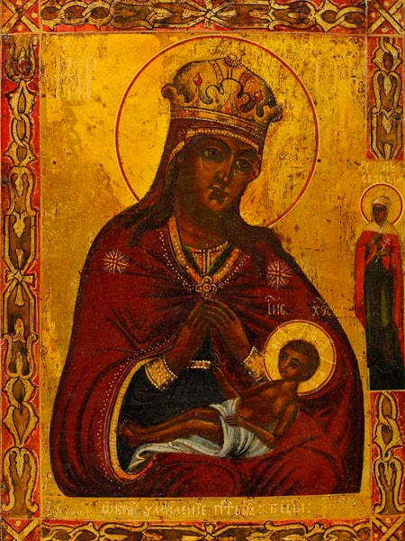 Смоленская икона фото