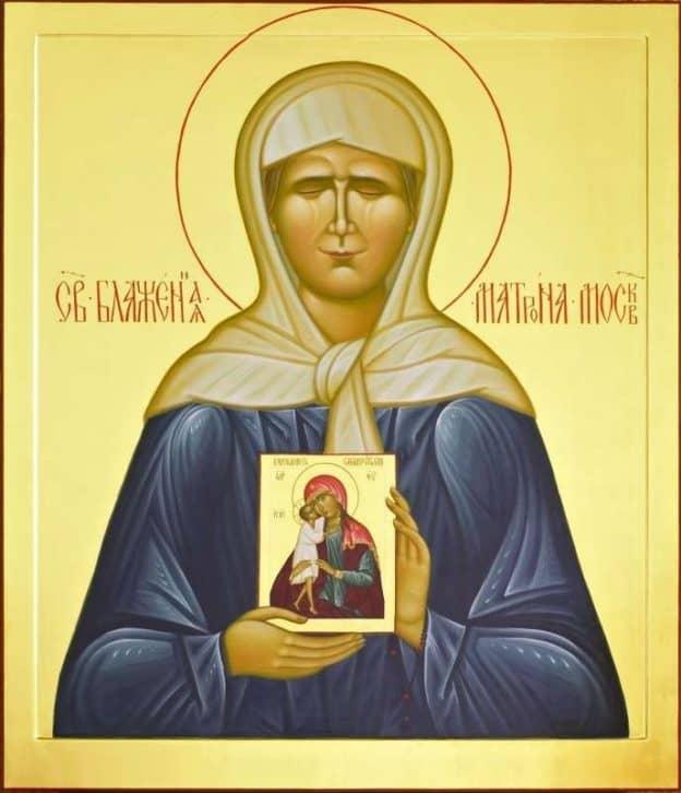 Молитва Матроне Московской о замужестве и личной жизни, самая сильная