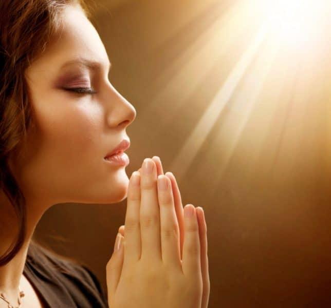 Молитва от дурной головы