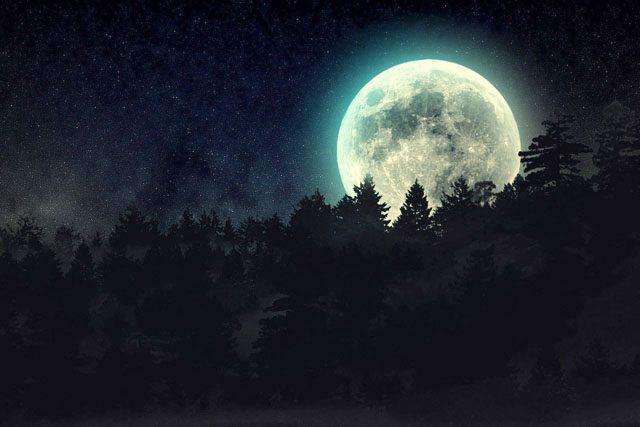 луна оказывает влияение на нашу жизнь