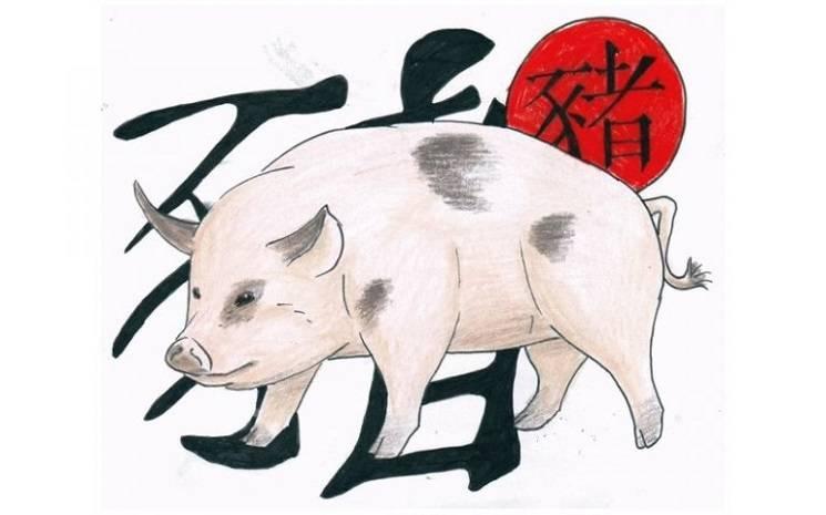 год Свиньи по Восточному гороскопу