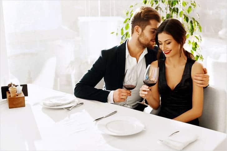 влюблённый мужчина хочет часто видеться с вами