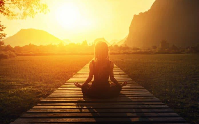 успокаивайте нервы медитацией