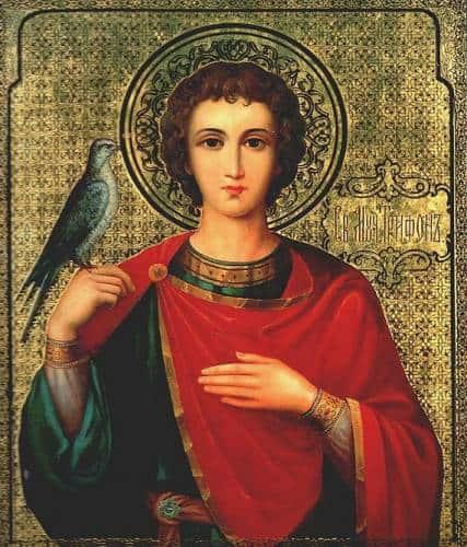 Молитва святому мученику Трифону о помощи в работе