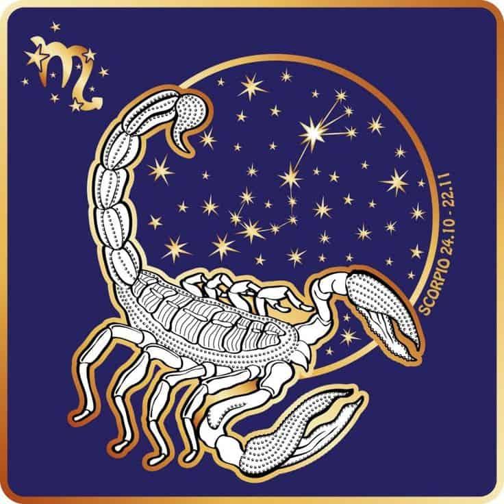 Гороскоп для Скорпиона на Август 2019 года