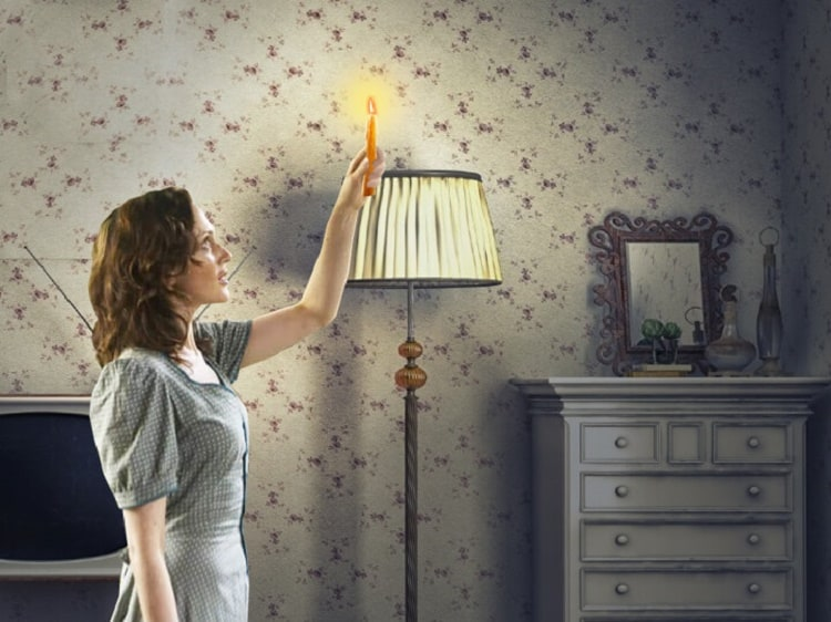 рекомендован ритуал очищения дома