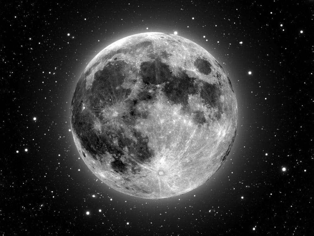 Луна воздействует на нашу жизнь