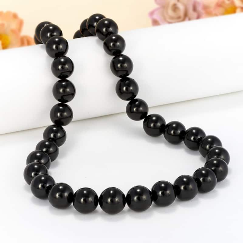 гагат - чёрный янтарь