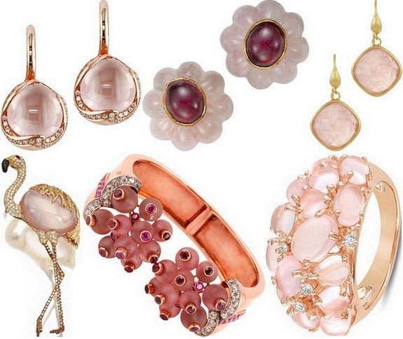 розовый кварц - любовный амулет Тельца