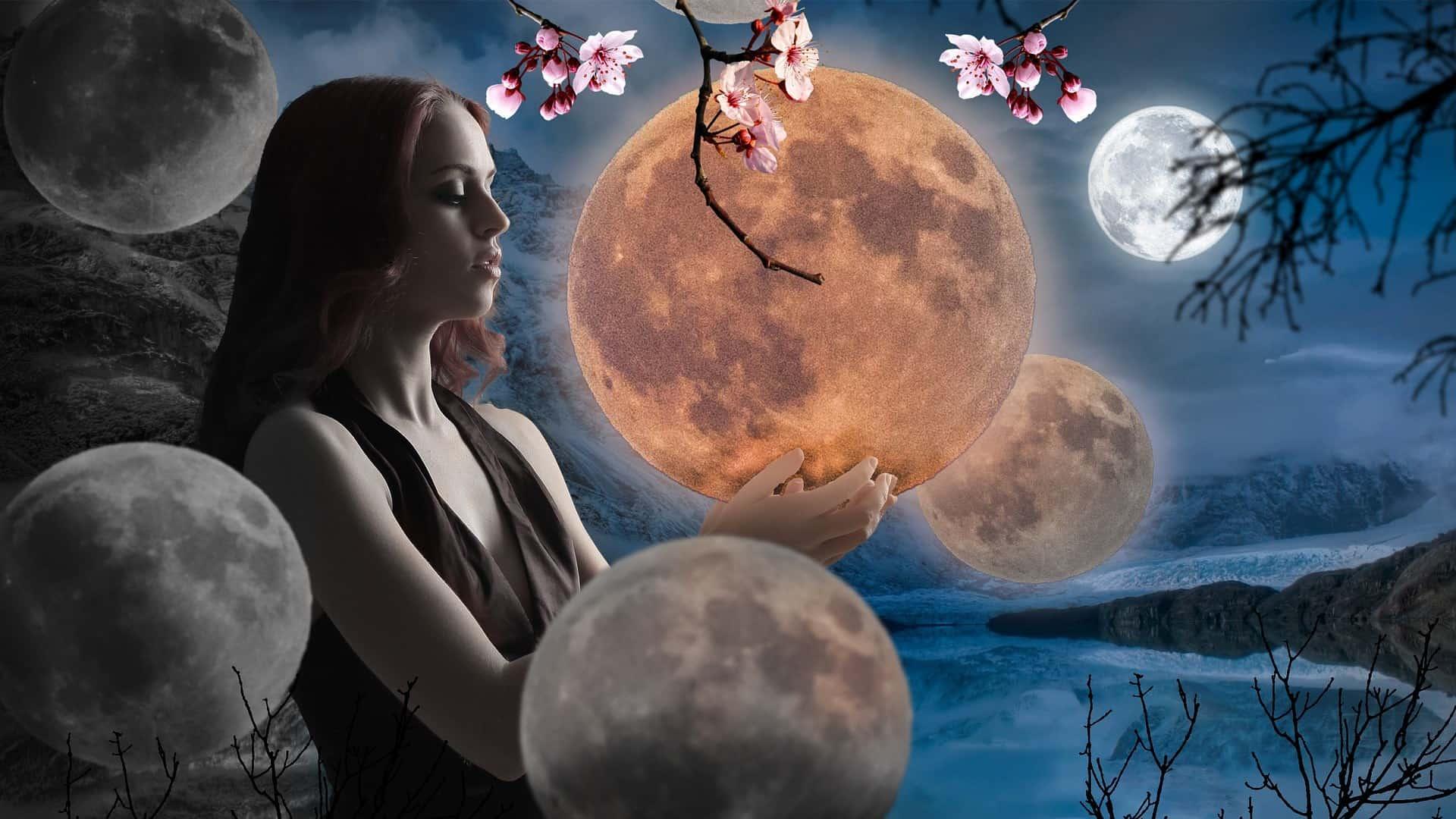 11 лунные сутки