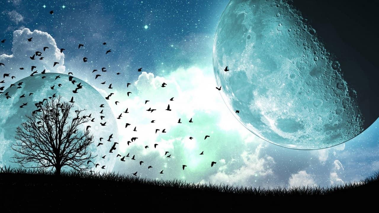 16 лунные сутки
