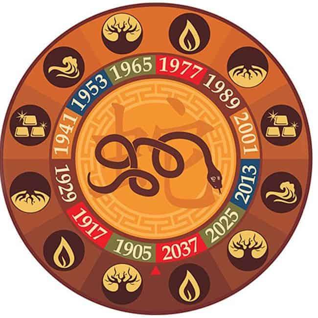 Год Змеи какие года рождения