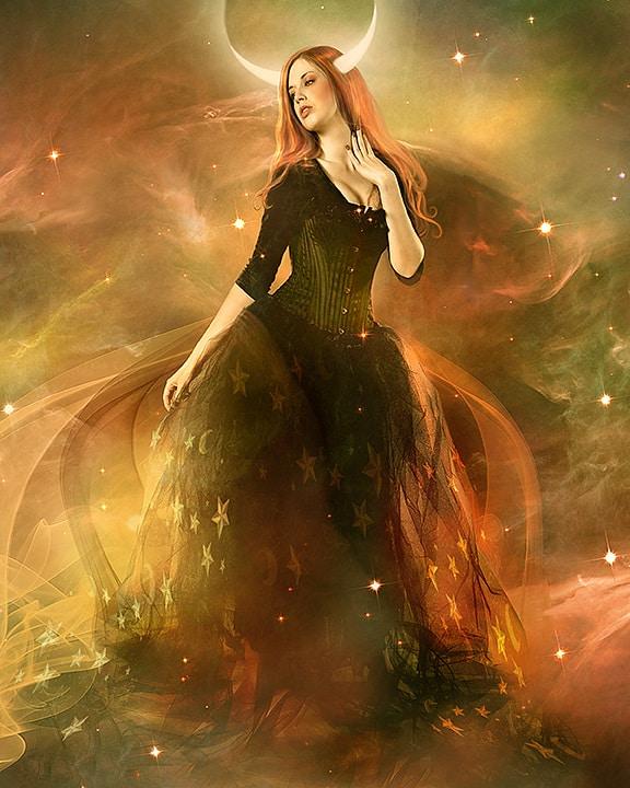 венера в козероге у женщины