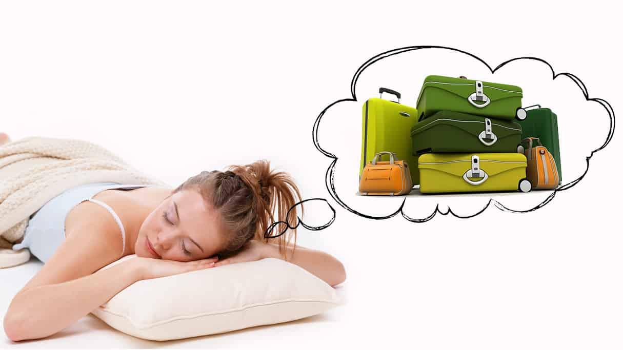 Чемодан во сне: самые подробные толкования в популярных сонниках