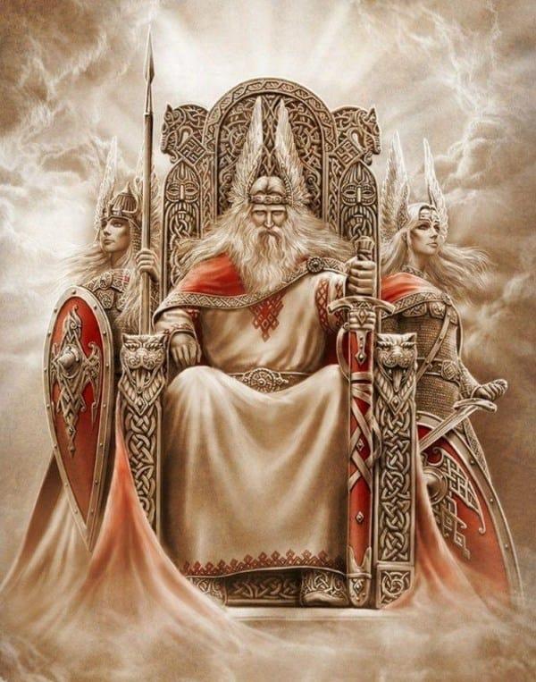 Перун - бог грома и молний