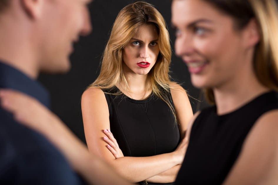как перестать ревновать своего мужчину