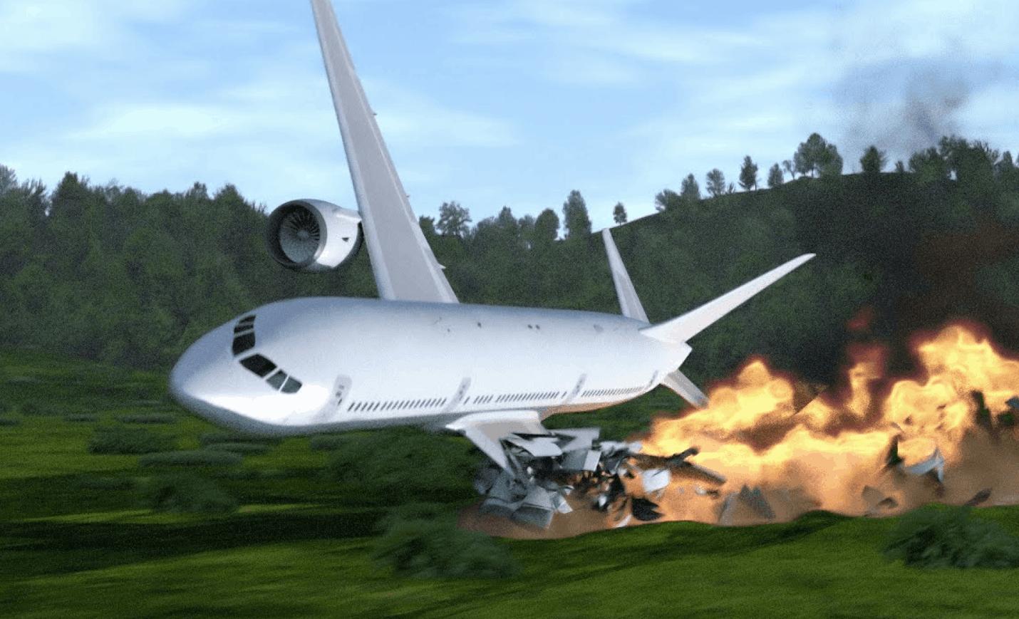 к чему снится полет на самолете