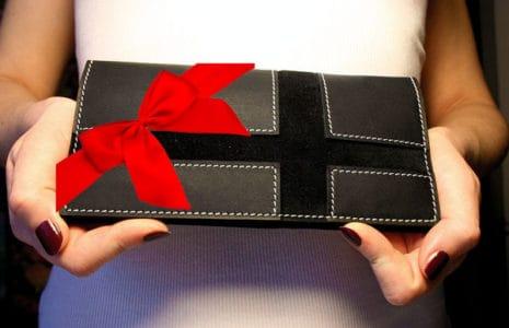 кошелёк в подарок
