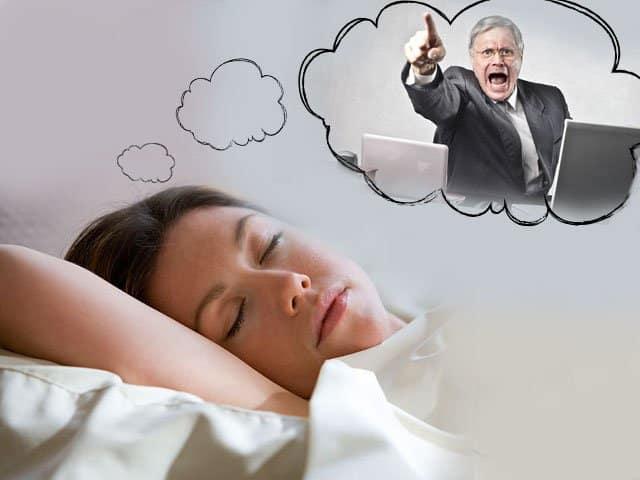Кчему снится работа по соннику