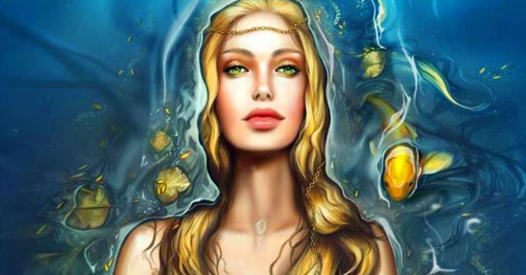 венера в рыбах у женщины