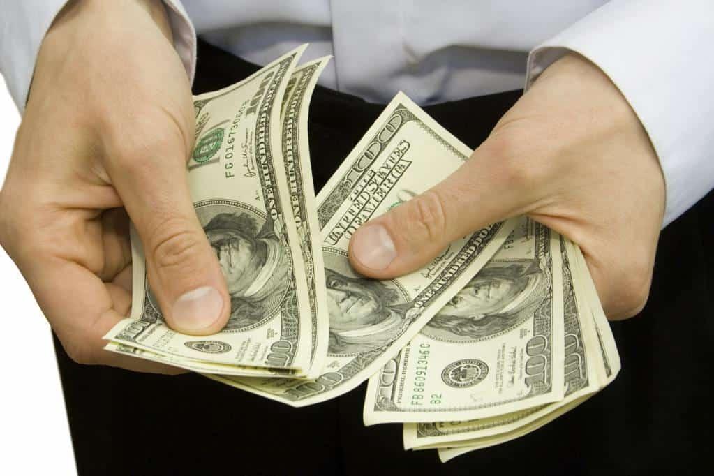 считать деньги во сне - иногда к доходу