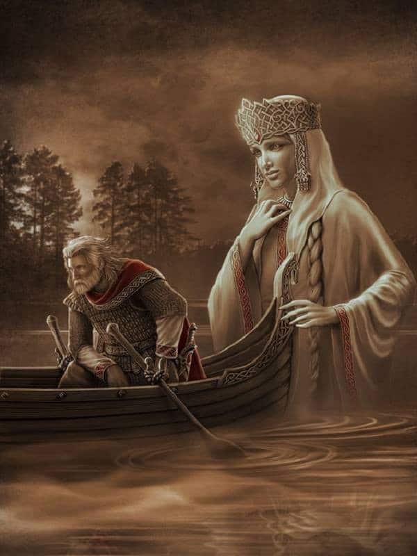 Берегиня - добрая богиня славян