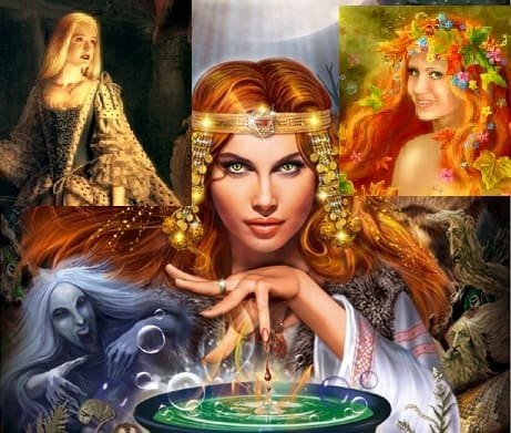 Берегиня - Богиня или собирательный образ?