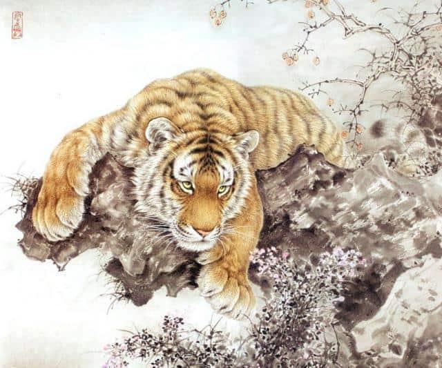 тигр восточный гороскоп