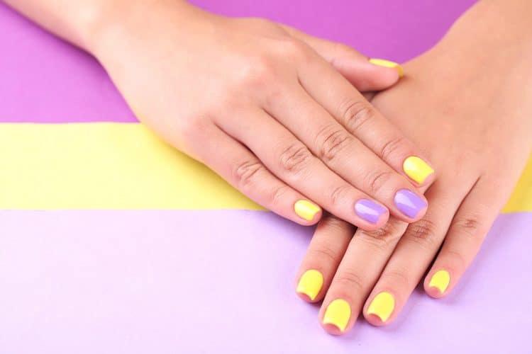 Накрасить ногти по фен шуй значение пальцев