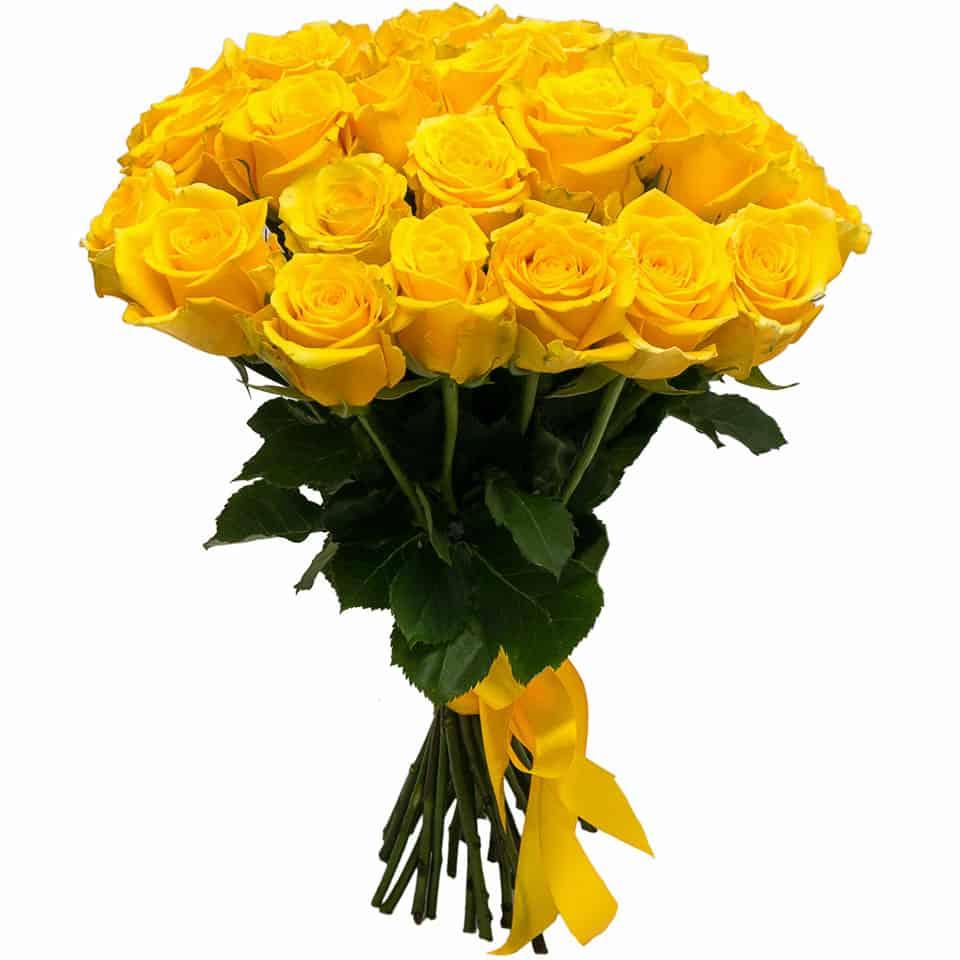 желтые розы к чему дарят
