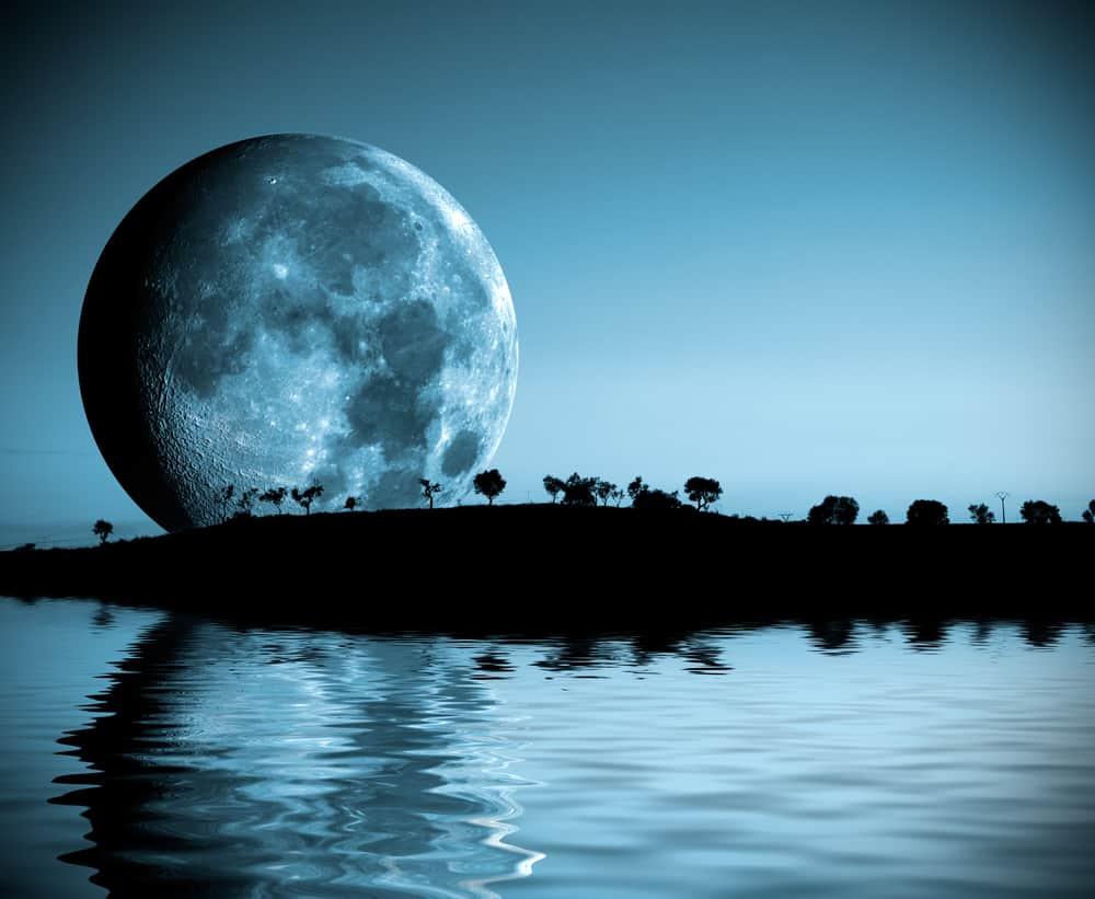 Луна - мир Души и эмоций